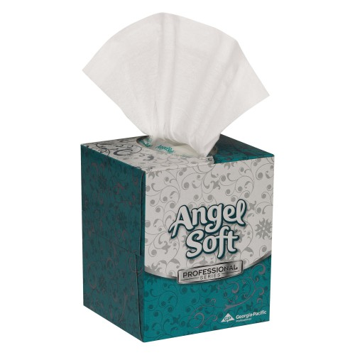 Angel Soft Professional Series 2-Ply Facial Tissue (case of 36)