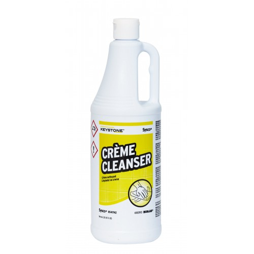Keystone Creme Cleanser, 32oz (case of 6)