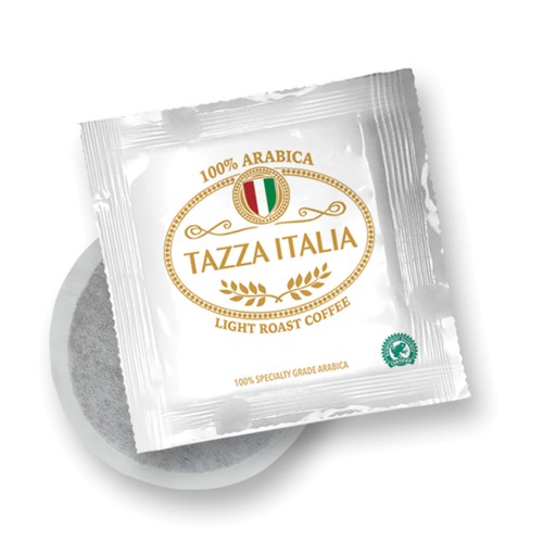 Tazza Italia Light Roast Rainforest Alliance Certified Regular Coffee, set of 10   Simply Supplies