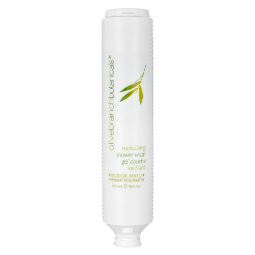 Shower Gel Dispenser | Olive Branch Botanicals | Gilchrist & Soames