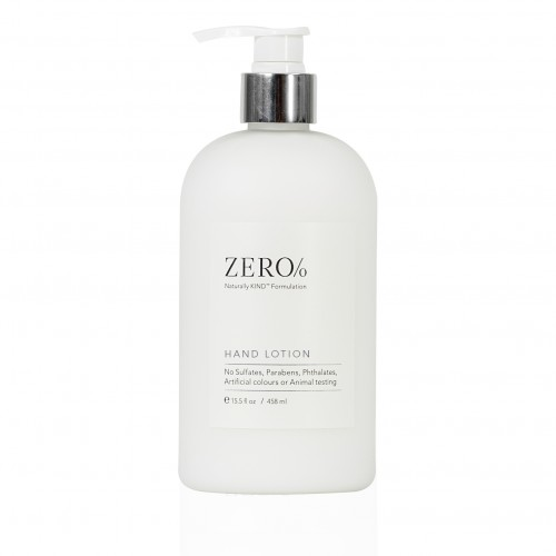 Zero Percent Hand Lotion, 15.5oz