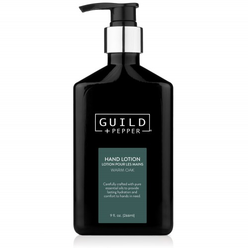 Hand Lotion | GUILD+PEPPER | Gilchrist & Soames