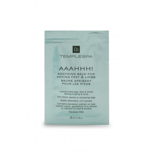 Temple Spa Aaahhh! Satchet | Simply Supplies