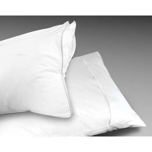 Centex Jumbo/Queen Pillow Protector with Zipper Closure (case of 72)