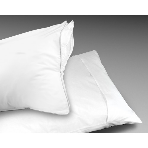 Centex King Pillow Protector with Zipper Closure (case of 72)