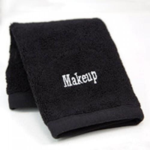 Black Makeup Remover Washcloth | Simply Supplies