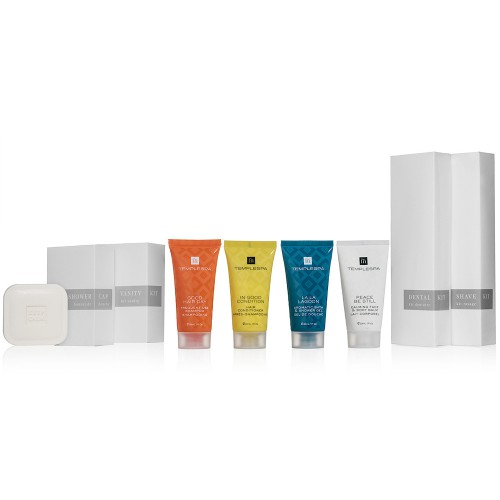 Temple Spa Sample Bag | Simply Supplies