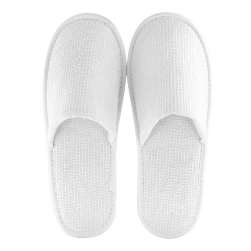 Waffle Weave Slippers | Gilchrist & Soames