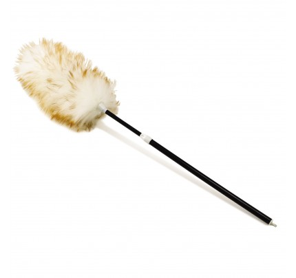 Rubbermaid® Lambswool Duster with Telescoping Plastic Handle (case of 6)