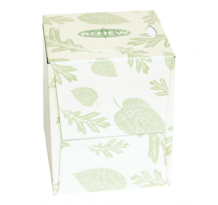Renew Facial Tissue, (case of 36)