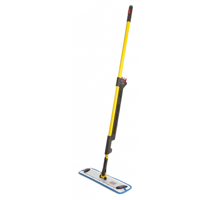 Rubbermaid® Hygen® Pulse Microfiber Mop Kit, Yellow