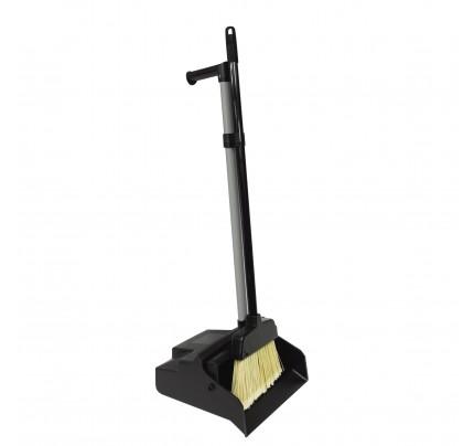 Impact® LobbyMaster® Plastic Lobby Dust Pan Combo Kit