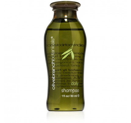 1oz/30ml Olive Branch Botanicals Hydrating Shampoo