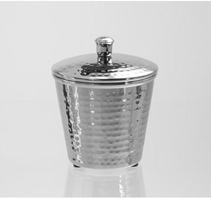 Florentine Hammered Cotton Jar