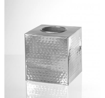 Florentine Hammered Tissue Box Cover