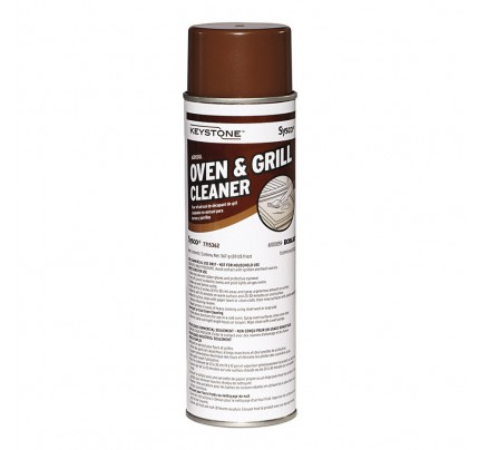 Keystone Oven & Grill Cleaner Aerosol, 20oz (case of 6)