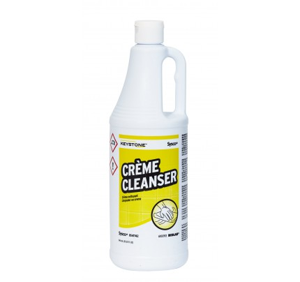 Keystone Creme Cleanser, 32oz (case of 6)