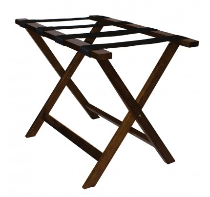 Wooden Luggage Rack  | Simply Supplies
