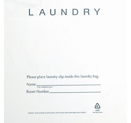 Laundry Bag, set of 1000 | Simply Supplies