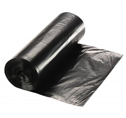 Low Density Can Liner, Black (case of 1000)
