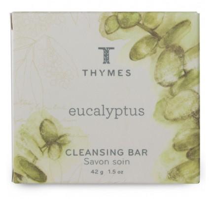 1.5oz/42g Thymes Eucalyptus Rectangle Aloe - Carton