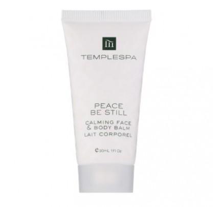 1oz/30ml Temple Spa Peace Be Still Body Lotion - Tube