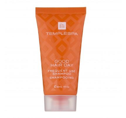 1oz/30ml Temple Spa Good Hair Day Shampoo - Tube