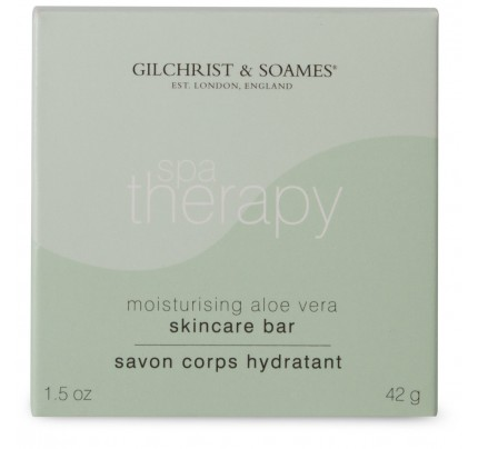 1.5oz/42g Spa Therapy Round Mint Green Aloe - Carton