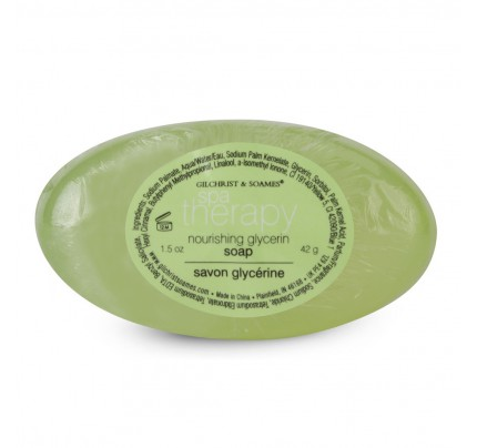 1.5oz/42g Spa Therapy Pebble Glycerin - Plunge Wrap