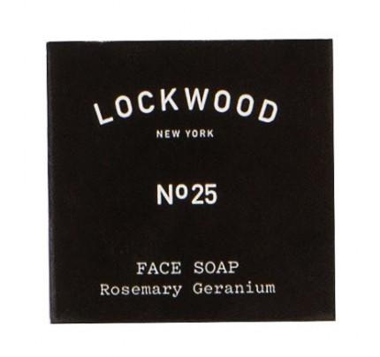 Lockwood NY 1oz Rosemary Geranium Face Soap