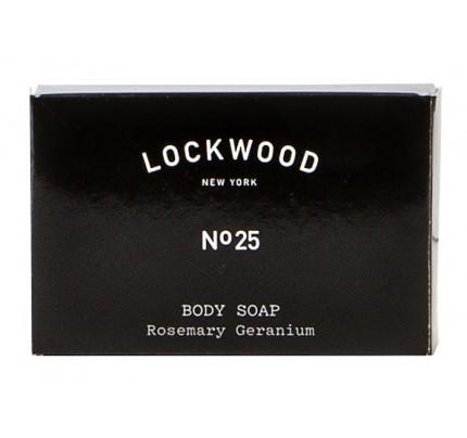 Lockwood NY 1.5oz Rosemary Geranium Body Soap