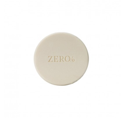 1oz/28g Zero Percent Aloe Round Soap - Flow Wrap