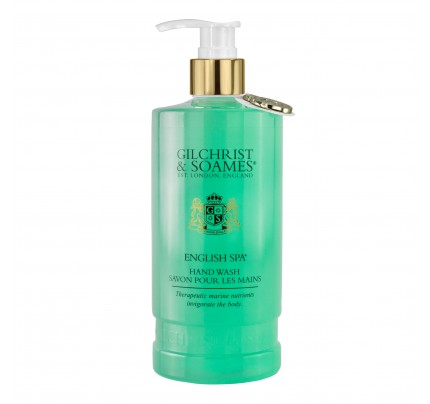Hand Wash 15.5oz | English Spa | Gilchrist & Soames