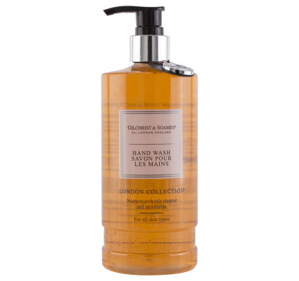 Hand Wash 15.5oz | London | Gilchrist & Soames