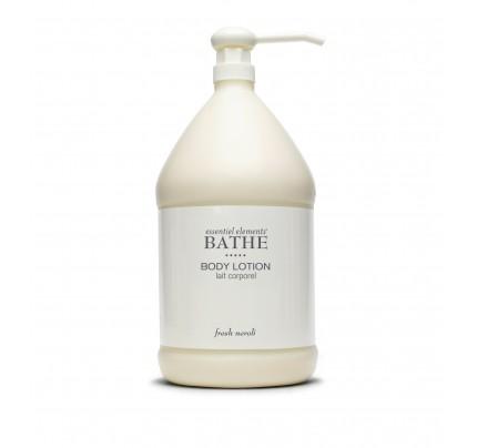 Bathe Body Lotion, Gallon