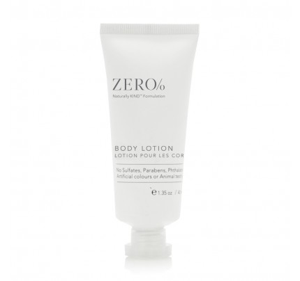 1.35oz/40ml Zero Percent Body Lotion - Tube