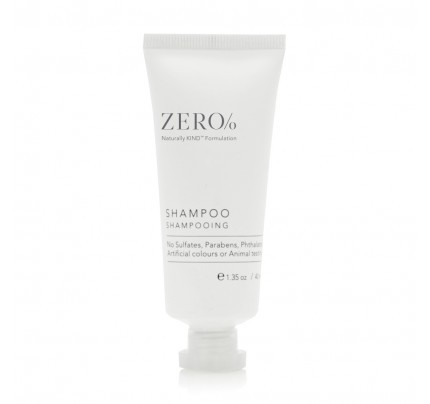 1.35oz/40ml Zero Percent Shampoo - Tube