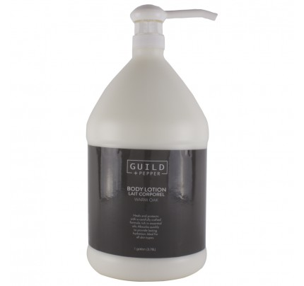 Body Lotion, 128oz | GUILD+PEPPER | Gilchrist & Soames