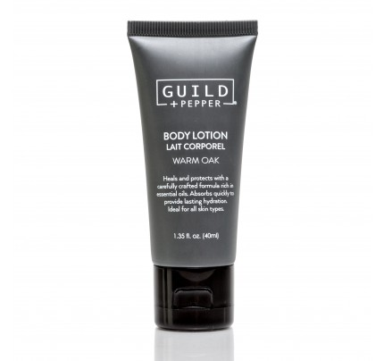Body Lotion | Guild+Pepper | Gilchrist & Soames