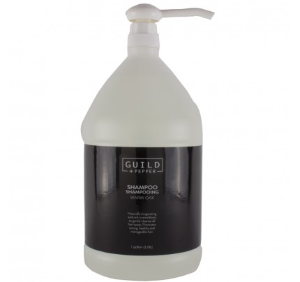 Shampoo, 128oz | GUILD + PEPPER | Gilchrist & Soames