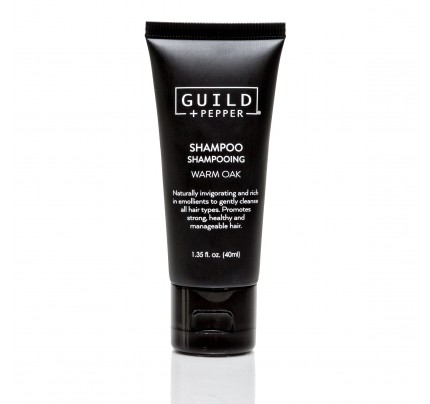 Shampoo | Guild+Pepper | Gilchrist & Soames
