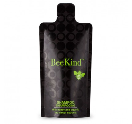 1oz/30ml BeeKind Shampoo - Paper Bottle