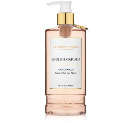 Hand Wash | English Garden | Gilchrist & Soames