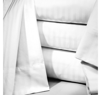 Connoisseur Blend Stripe King Sheet Set