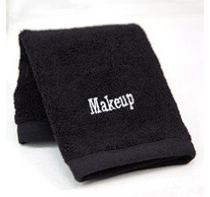 Black Makeup Remover Washcloth | Simply Supplies