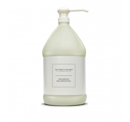 Shampoo Gallon | London | Gilchrist & Soames