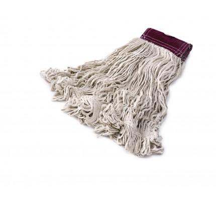 Rubbermaid® 24 Oz. Super Stitch® Cotton Wet Mop (case of 6)